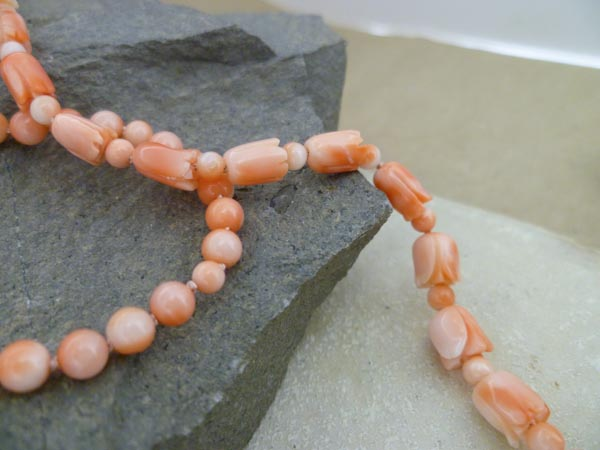 Vintage Pacific Angelskin Coral